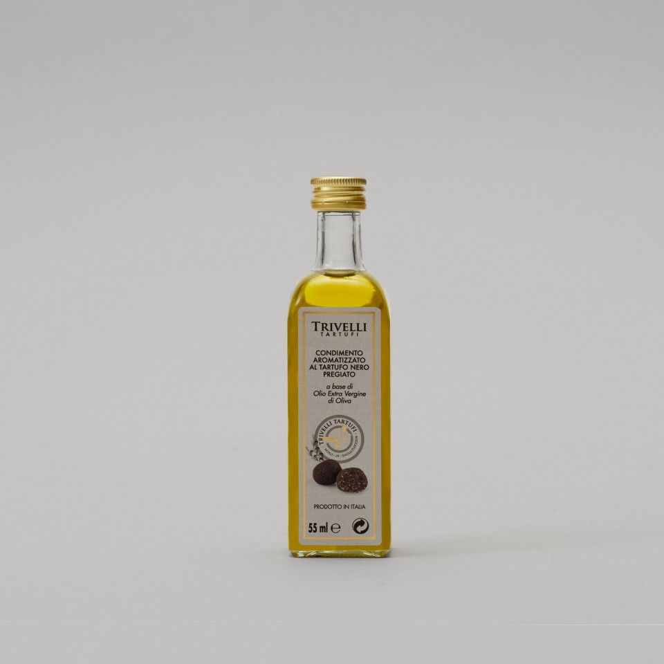 Condimento aromatizzato al Tartufo Nero