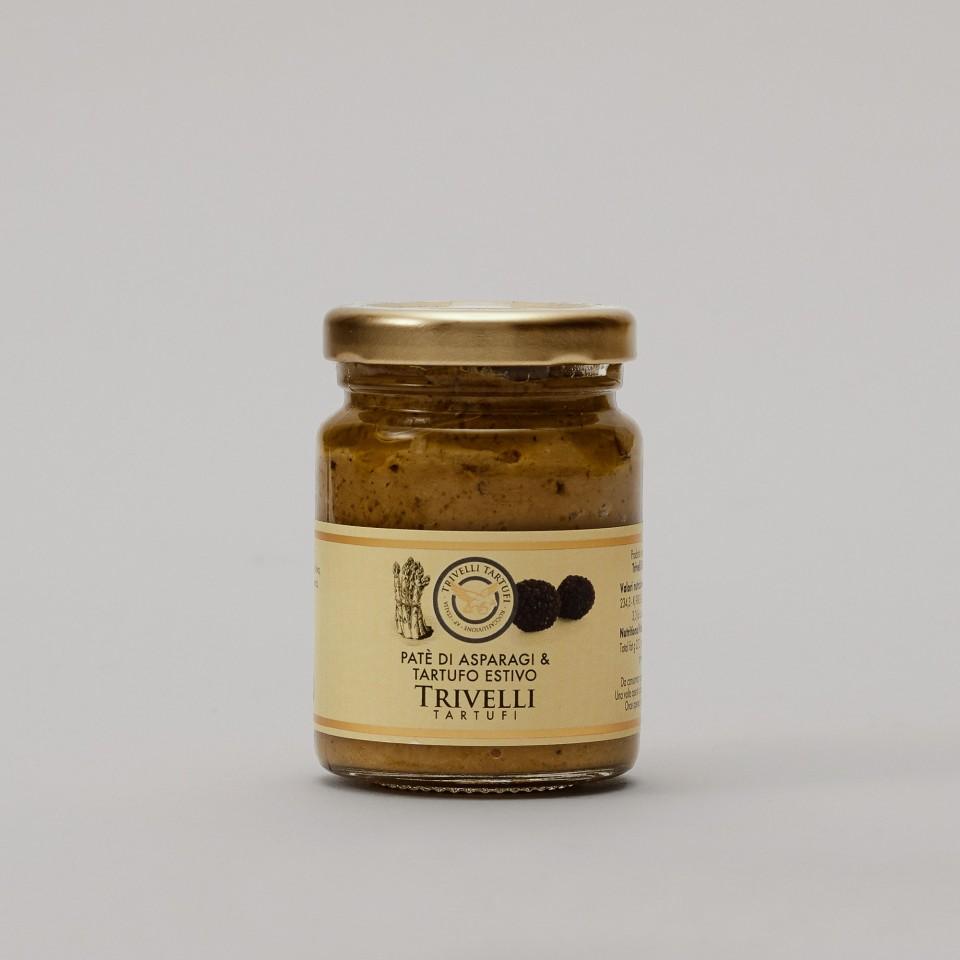 Patè di Asparagi e Tartufo Estivo